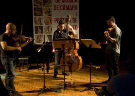 Conservatório de Tatuí/SP realiza o11º Prêmio Incentivo à Música de Câmara