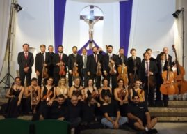 Orquestra Camerata Florianópolis emociona comunidade itatibense