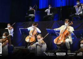 Orquestra Camerata SESI do Espirito Santo homenageou as mães com LIVE