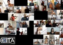 Banda e Orquestra Sinfônica Jovem de Taubaté/SP homenageiam as mães