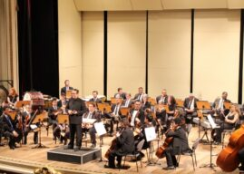 Sinfônica inicia ensaios para o 1º concerto da Orquestra Jovem