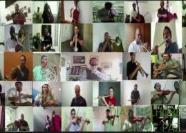 Músicos da Orquestra Comunitária de São José dos Campos lançam clipe de Dias Melhores